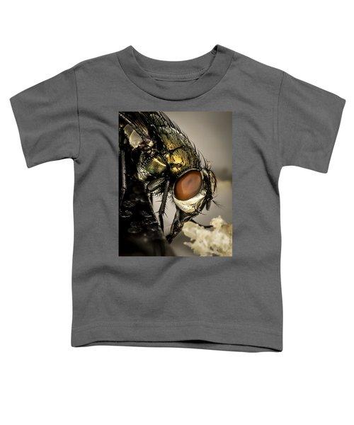 Bug On A Bug Toddler T-Shirt