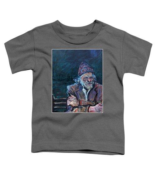 Bukowski Toddler T-Shirt