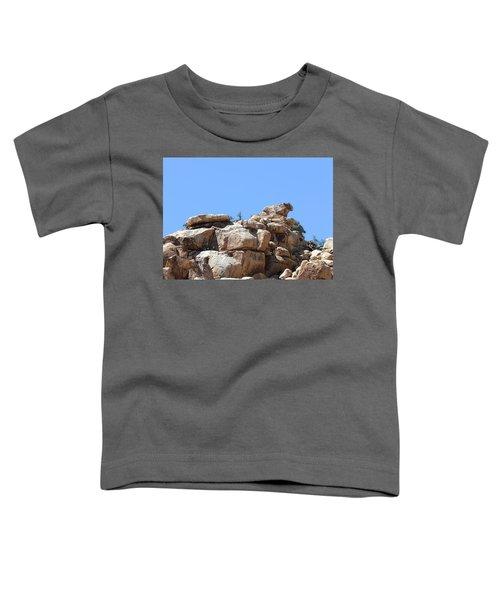 Bull From Joshua Tree Toddler T-Shirt