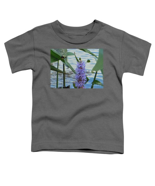 Bumblebee Pickerelweed Moth Toddler T-Shirt
