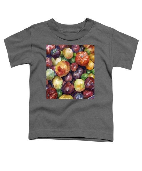 Bumper Crop Of Heirlooms Toddler T-Shirt