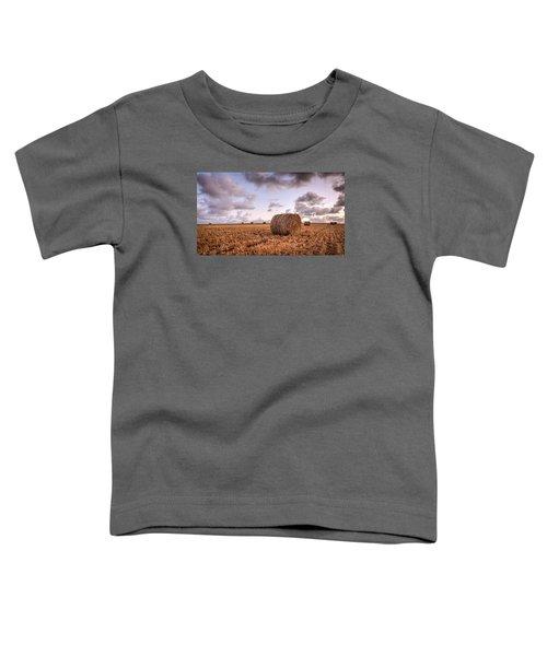 Bundy Hay Bales #3 Toddler T-Shirt
