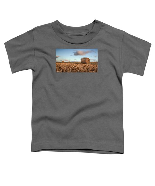 Bundy Hay Bales #7 Toddler T-Shirt