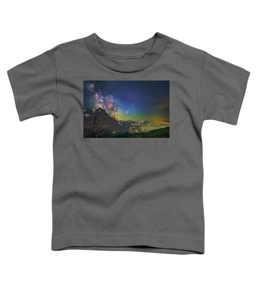 Burning Skies Toddler T-Shirt