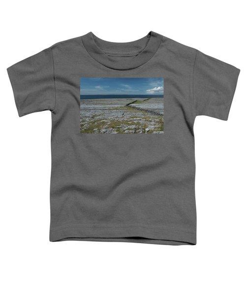 Burren Collection Toddler T-Shirt