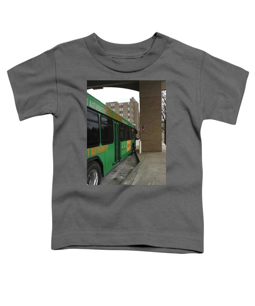 Bus Stop Toddler T-Shirt