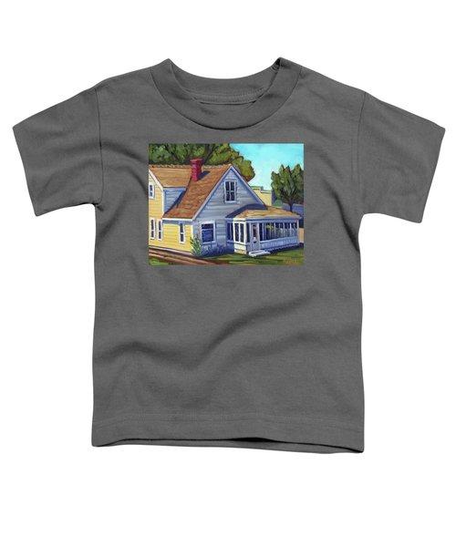 Bushnell House - Eagle Idaho Toddler T-Shirt