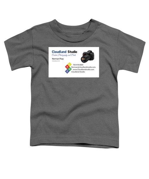 Business Card Toddler T-Shirt