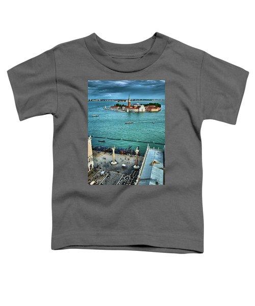Bussy Venice Toddler T-Shirt