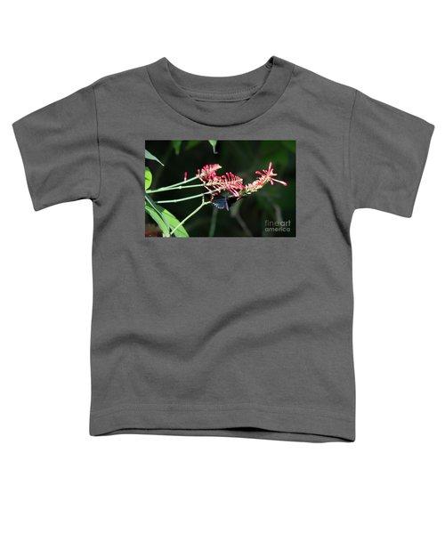 Butterfly In Flight Toddler T-Shirt