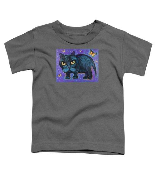 Butterflies Are Annoying Toddler T-Shirt