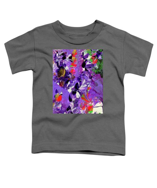 Butterfly Island Treasures Toddler T-Shirt