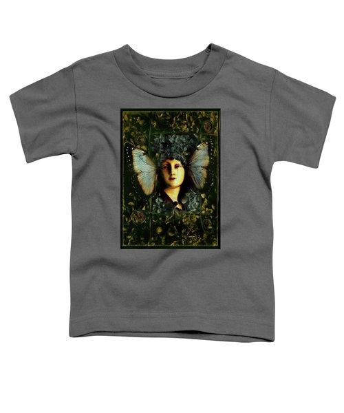 Butterfly Woman Toddler T-Shirt