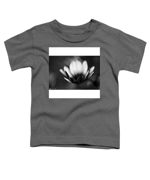 #bw #closeup #petals #someyearsago Toddler T-Shirt