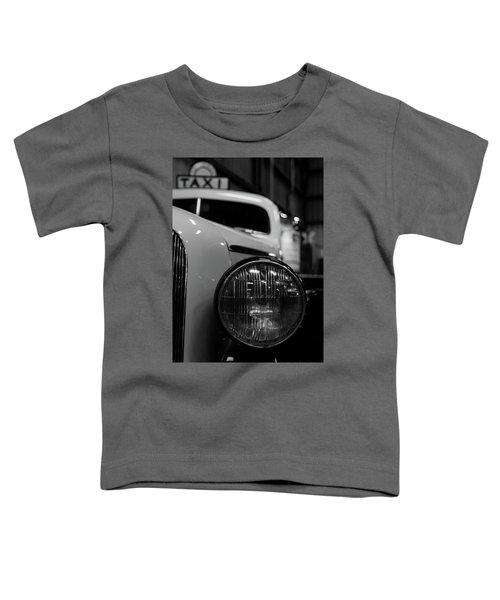 Bw Taxi Toddler T-Shirt