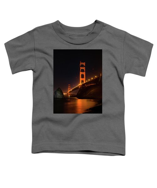 By The Golden Gate Toddler T-Shirt