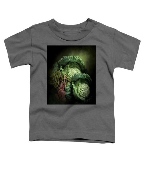 Cabbage 2 Toddler T-Shirt