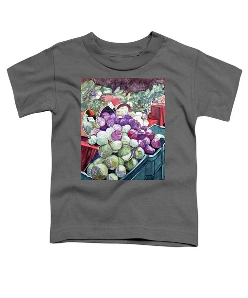 Cabbage Patch Toddler T-Shirt