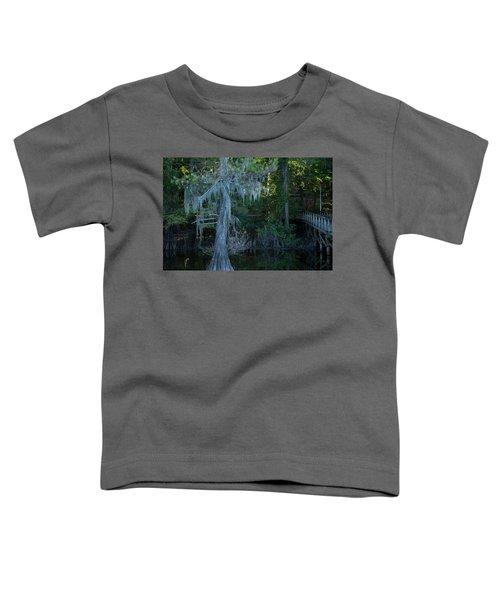 Caddo Lake #1 Toddler T-Shirt