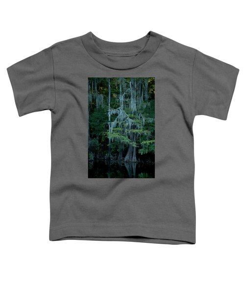 Caddo Lake #4 Toddler T-Shirt
