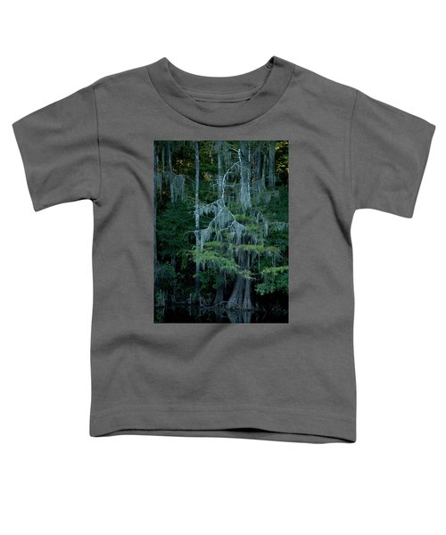 Caddo Lake #4 Toddler T-Shirt