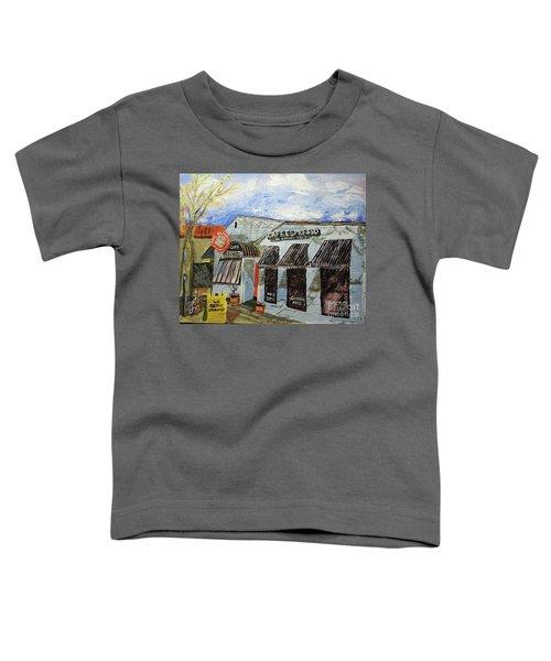 Cafe Espresso Toddler T-Shirt