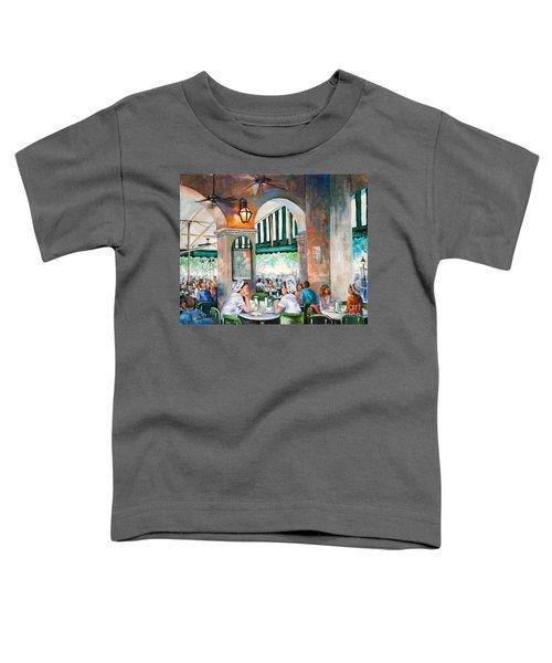 Cafe Girls Toddler T-Shirt