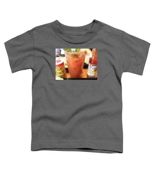Cajun Mama Mary Toddler T-Shirt