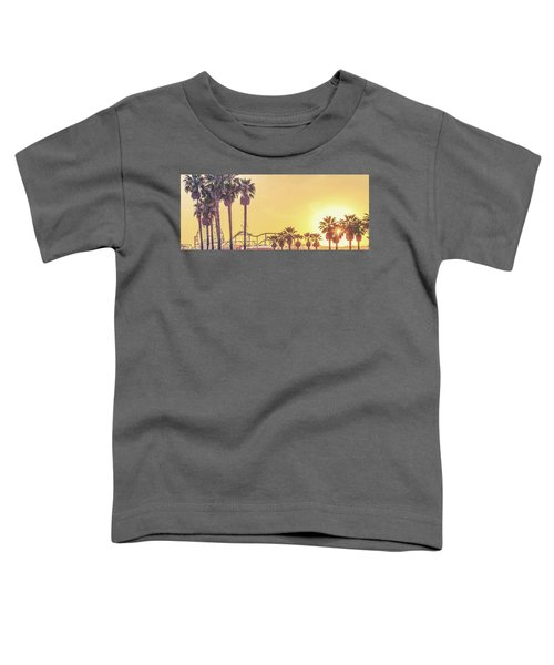 Cali Vibes Toddler T-Shirt