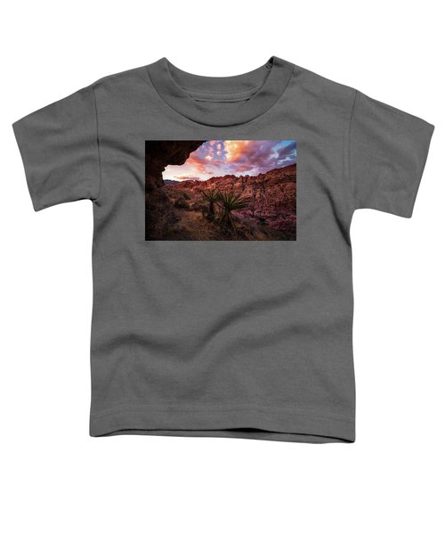 Calico Sunset Toddler T-Shirt