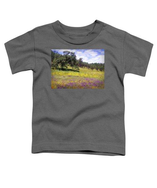 California Hills Toddler T-Shirt