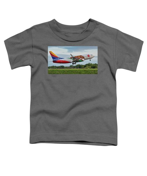 California One Toddler T-Shirt