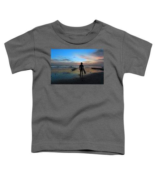California Surfer Toddler T-Shirt