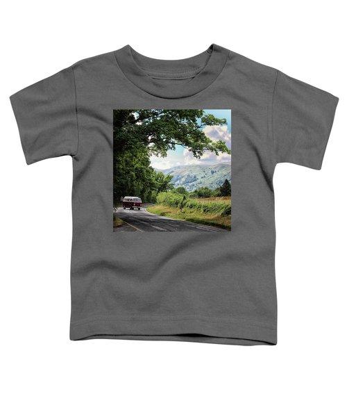 Camper Travels Toddler T-Shirt