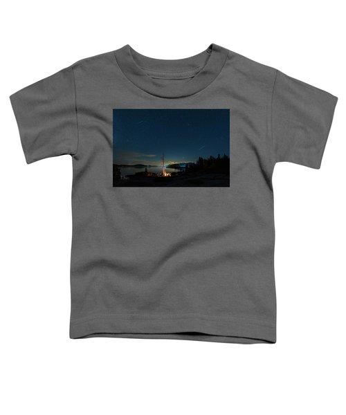 Campfire 1 Toddler T-Shirt