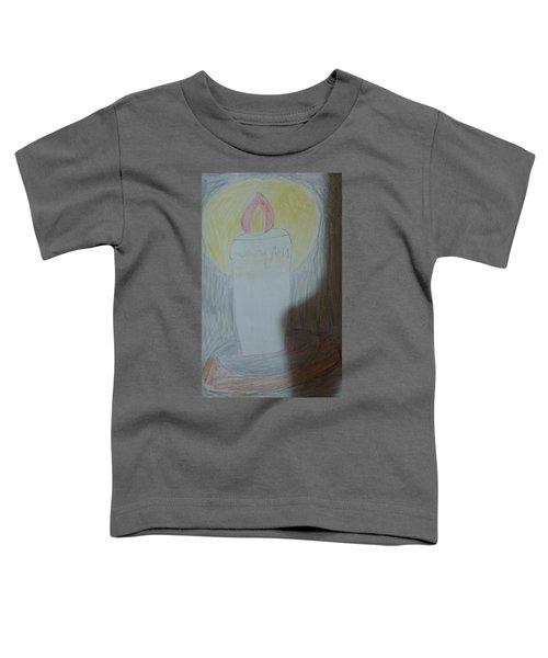 Candle Toddler T-Shirt