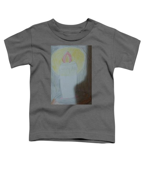 Candle Toddler T-Shirt