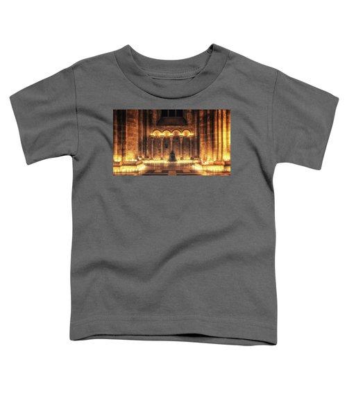 Candlemas - Bell Toddler T-Shirt