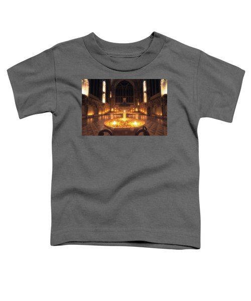 Candlemas - Lady Chapel Toddler T-Shirt