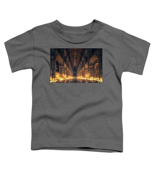 Candlemas - Nave Toddler T-Shirt