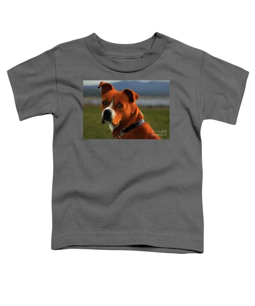 Canelo Toddler T-Shirt