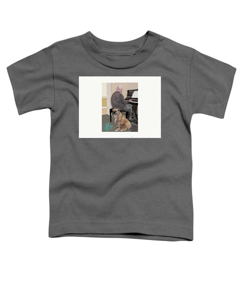 Canine Composition Toddler T-Shirt