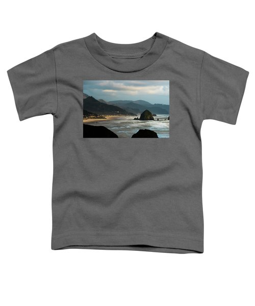 Cannon Beach, Oregon Toddler T-Shirt
