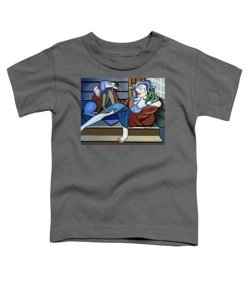 Can't Sleep  Toddler T-Shirt