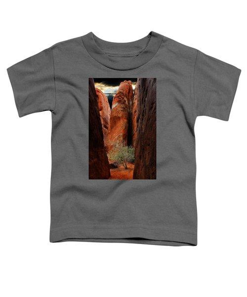 Canyon Tree Toddler T-Shirt