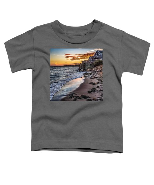 Cape Cod September Toddler T-Shirt