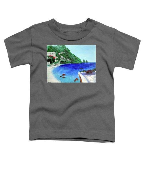 Capri Toddler T-Shirt