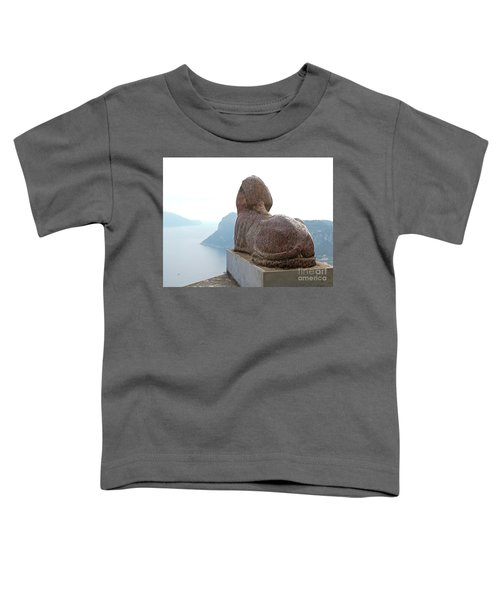 Capri, Villa San Michele 1 Toddler T-Shirt