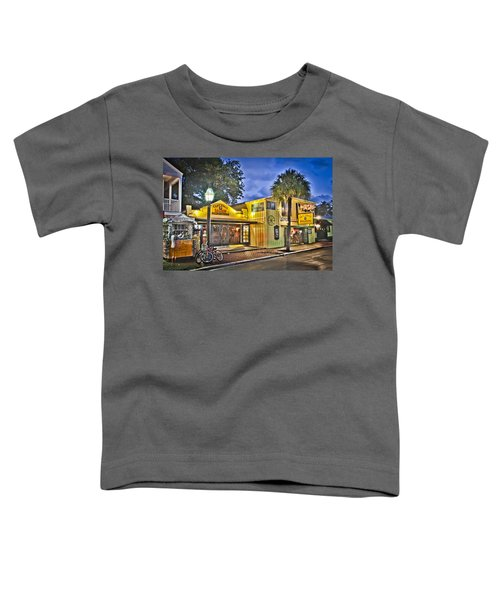 Capt. Tonys Toddler T-Shirt