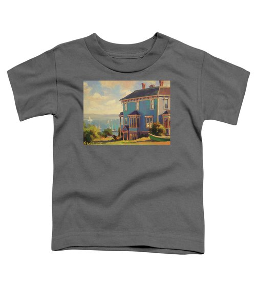 Captain's House Toddler T-Shirt